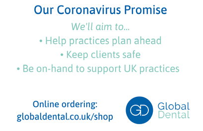 Global Dental's Coronvirus-era dental practice promise